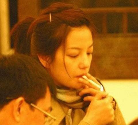 女星80%都吸菸?王菲蔣勤勤在列,最後一個你絕對想不到!