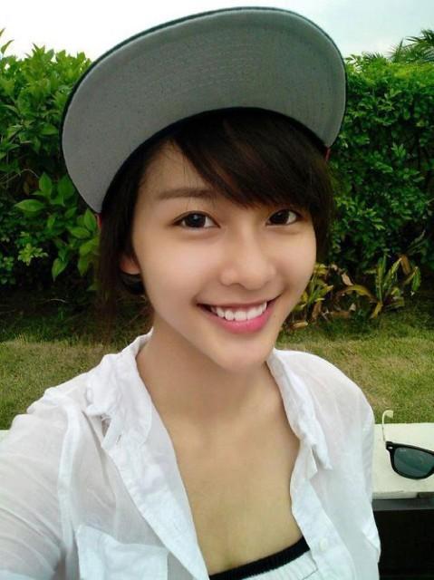 【多圖】越南拳擊美少女  甜美笑容 KO 網民
